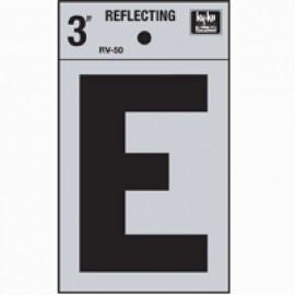 LETRA REFLECTIVA 3 PULGADAS E HY-KO