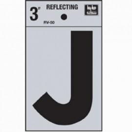 LETRA REFLECTIVA 3 J HY-KO.