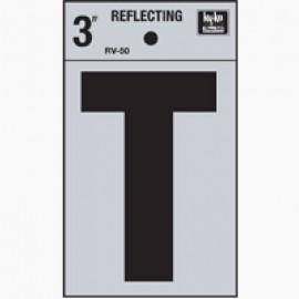 LETRA REFLECTIVA 3 PULGADAS T HY-KO