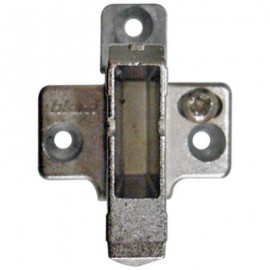 BASE MONTAJE CLIP ATORN 18mm PIEZA 27 BLUM