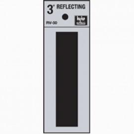 LETRA REFLECTIVA 3I HY-KO.