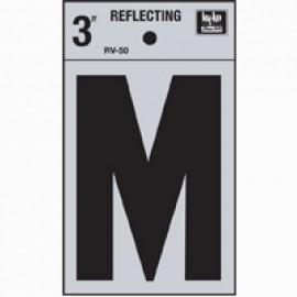 LETRA REFLECTIVA 3 M HY-KO.