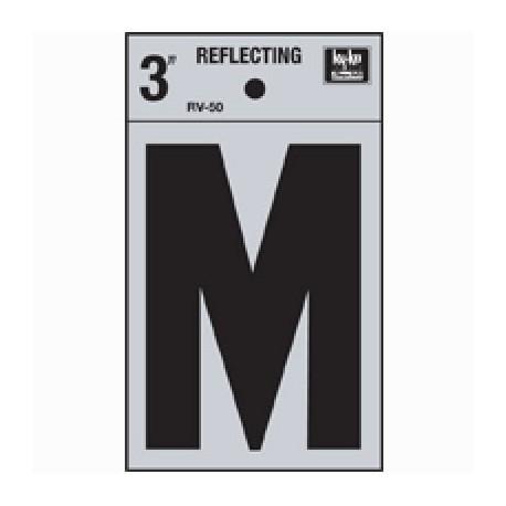 LETRA REFLECTIVA 3 M HY-KO. - Envío Gratuito