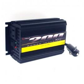 Inversor SCHUMACHER AC 200 watts - Envío Gratuito