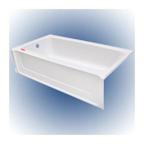 BAÑERA PLASTICO LH WHITE 110015 STERLING. - Envío Gratuito