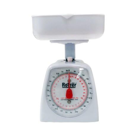 BASCULA DOMESTICA 3kg RO9539 ROTTER. - Envío Gratuito
