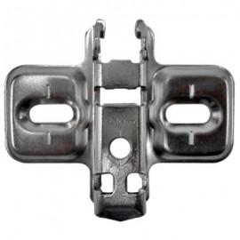 BASE MONTAJE CLIP ATORN 3mm PIEZA BLUM