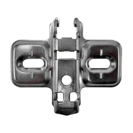 BASE MONTAJE CLIP ATORN 3mm PIEZA BLUM - Envío Gratuito