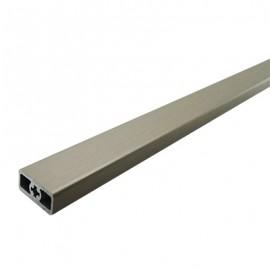 GUARDACUERPOS TRANSVERSAL INTIVO INOX 104.6cm BLUM